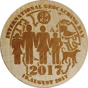 INTERNATIONAL GEOCACHING DAY 2017
