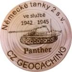 Německé tanky 2 s.v.