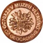 GC70X22 V MUZEU VLTAVÍNŮ