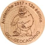 Avalanche 2017, 12e édition
