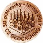 3D piškvorky - turnaj 2017