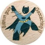 Batman goes Geocaching III