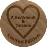 F.De.Vriendt & Tsikimo Limited Edition