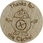 Thanks for the Cache !