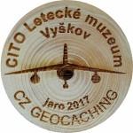 CITO Letecké muzeum Vyškov