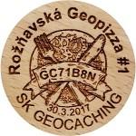 Rožňavská Geopizza #1
