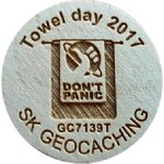 Towel day  2017