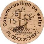 CopernicusHigh on water
