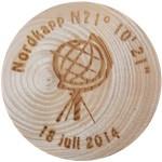 """Nordkapp N71º 10' 21"""""""