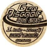 GeoDiscgolf liga 2017 - 3.kolo