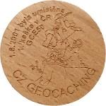 1.6.2001 byla umístěna 1.keška v ČR GCE50