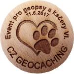Event pro geopsy a kačery VI