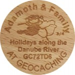 Adamoth & Family - Holidays along the Danube River