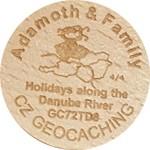 Adamoth & Family - Holidays along the Danube River