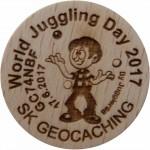 World Juggling Day 2017