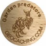 Garden predators