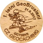 1. letní GeoBruslení