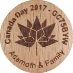 Canada Day 2017 - GC75BYW