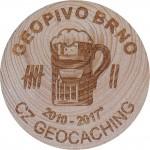 GEOPIVO BRNO