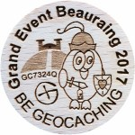 Grand Event Beauraing 2017
