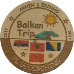 Arhin & Erinho - Balkan Trip