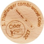 1. Thalfanger combi-wood Coin