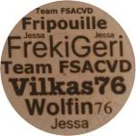 Team fsacvd - Membres