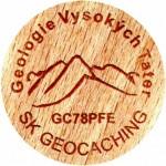 Geologie Vysokých Tater