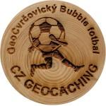 GeoCvrčovický Bubble fotbal