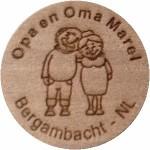 Opa en Oma Marel