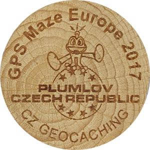 GPS Maze Europe 2017