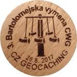 3. Bartolomejska vymena CWG