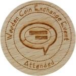 Wooden Coin Exchange Event