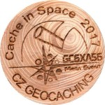 Cache in Space 2017