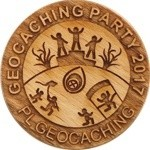 GEOCACHING PARTY 2017