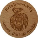 Fresbee-Lady