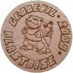 Geodevil . 2000 . Blastoise