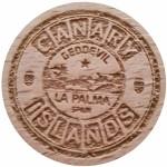Geodevil  CANARY ISLAND  LA PALMA