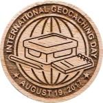 International Geocaching Day August 19, 2017