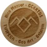 Nico Mozzer - GC6XTD5 - TWIPEGA - Geo Art - Belgium