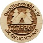 GeoStanovačka IV