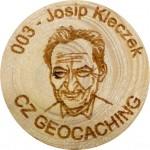 003 - Josip Kleczek