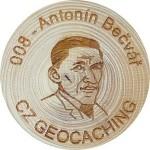 008 - Antonín Bečvář