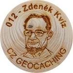 012 - Zdeněk Kvíz