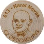 013 - Karel Novák