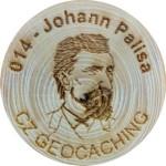 014 - Johann Palisa