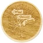 Wood Geocoins Album