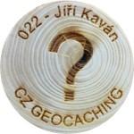 022 - Jíří Kaván