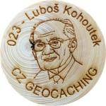 023 - Luboš Kohoutek