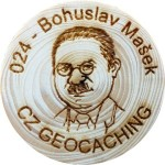 024 - Bohuslav Mašek